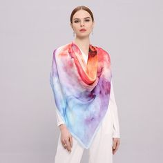 Like the star cloud sunset clouds. Have you any fantastic idea to be displayed in scarves? We are professional in digital printing and screen printing welcome to inquiry us for your designs!  Custom scarves  #silkscarf #silkdress #silk#scarves #scarf#fashions#shawl #silkgift#handpaintedsilkscarf#finesilk#silktwill#fashion silk#mother present #neckscarf#shawlsatin#satinshawl emmanuellesilk#escarved#printedscarf#pocketsquare#scarfstyle#scarfit#gucciscarf#scarves factory#scarfvintage