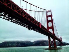 Golden Gate Bridge San Francisco California... My favorite