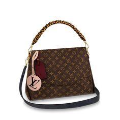 View 1 - Monogram HANDBAGS All Handbags Beaubourg MM   Louis Vuitton ®  Monograms, Louis 5e44bb6247