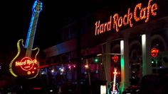 The Hard Rock Cafe Phuket. Bars And Clubs, Phuket Thailand, Nightlife, Hard Rock, More Fun, Scene, Neon Signs, Places, Instagram Posts