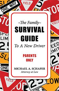 The Family Survival Guide To A New Driver - For Parents and Teens