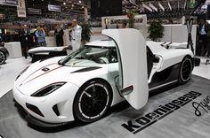 Heard of the Koenigsegg Agera R