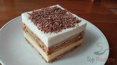 Karamell-Vanille-Sahne-Kuchen ohne Backen | Top-Rezepte.de
