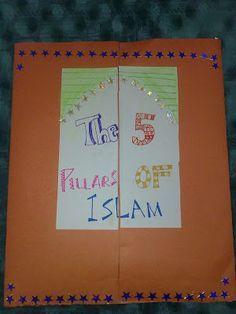 Our Homeschool Journey: The Five pillars of Islam