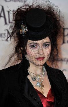 """Helena Bonham Carter Photos - """"Alice Au Pays des Merveilles"""" - Paris Premiere - Zimbio"""