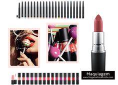 Maquiagem: Lançamentos M.A.C Cosmetics