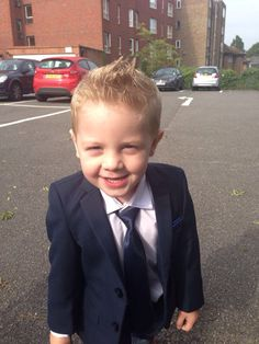 Boys suits and formal wear