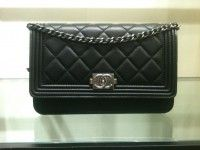 Chanel WOC Boy Cross-body Bag