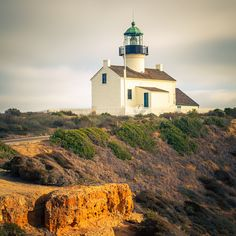 # http://bestwesterncalifornia.com/pinterest?cm_mmc=FM-_-Pinterest-_-Pinpg-_-CA  Point Loma Lighthouse in Cabrillo National Park, San Diego #California