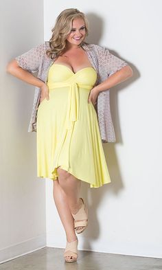 Life Styled Look 98: Sweet Bella #swakdesigns #PlusSize #Curvy