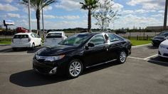 The Orlando Toyota Camry Hybrid has been named one of the top five cars of 2013 by Consumer Reports! They lauded its fuel efficient performance and exceptional safety technology - find out more from our Orlando Toyota dealership!  http://blog.toyotaoforlando.com/2013/05/toyota-camry-hybrid-is-top-quality/