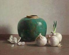 Mia Feigelson FB Натюрморт Галерея на Henk Helmantel (голландский, 1945)