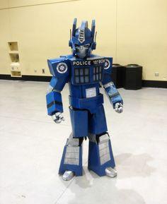 TARDIS Prime!