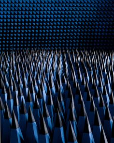 the unintentional beauty of science and research facilities: SOLAR / ANECHOIC by alastair philip wiper