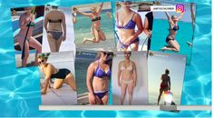 Amy Schumer Twirls On Her Haters With A Slew Of Bikini Pics