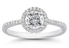 4 Diamond Engagement Rings That Will Never Go Out of Style | ApplesofGold.com