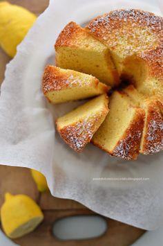 Torta al limone…la Fluffosa di Monica!!!!