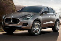 Maserati confirma produção de SUV - Carros - iG