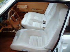 1974 Matra-Simca Bagheera - Interior