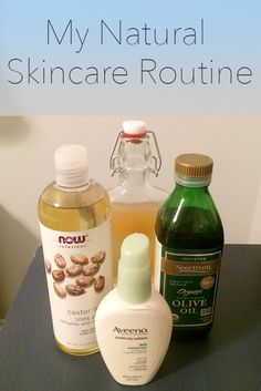 Natural Skincare Routine for oily skin and dark spots | homemade skincare products | oil cleansing resources