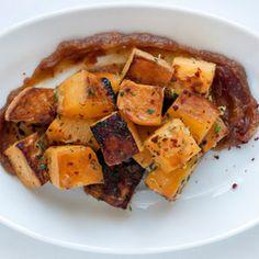 Rutabaga with Date Purée Recipe | Key Ingredient