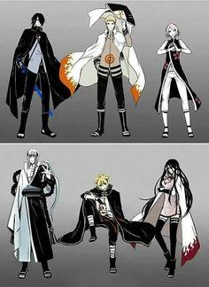 naruto, anime, and boruto image Anime Naruto, Boruto And Sarada, Sakura Uchiha, Naruto Oc, Naruto Shippuden Sasuke, Itachi Uchiha, Anime Guys, Gaara, Team 7