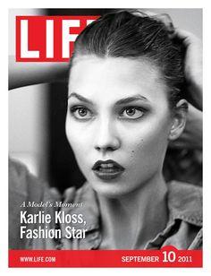 LIFE Magazine, September 10, 2011 #cover     Karlie Kloss by Gabrielle Revere