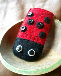 lovely pinky crafts: All Made of Felt (3)