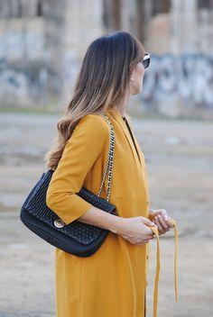Versatilidad en mostaza. http://www.fashion-south.com/2015/10/versatilidad-en-mostaza.html