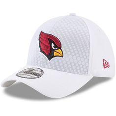 the best attitude c755a cfd53 Arizona Cardinals New Era NFL Kickoff 39THIRTY Flex Hat - White   ArizonaCardinals