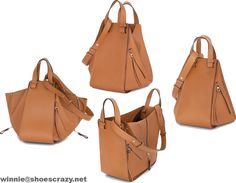 You Really Need to Notice the Loewe Hammock Bag Leather Purses, Leather Handbags, Leather Bag, Loewe Hammock Bag, My Bags, Purses And Bags, Loewe Bag, Quilted Bag, Cute Bags