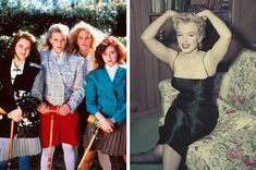 Choose Seven Films Through The Decades And Find Out Which Old Hollywood Sex Symbol You Are I got Marilyn Monroe