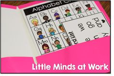 Little Minds at Work: A closer look at writer's workshop!