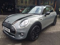 Over the weekend Will Sandry collected his new Mini Cooper in moonwalk grey. We hope that you enjoy your new car :)