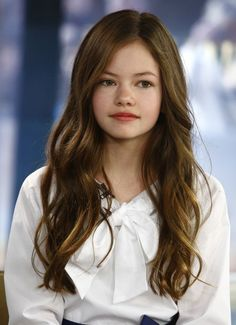 Bella's daughter in Twilight and Cindy from The Conjuring--Mackenzie Foy