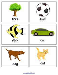 photo relating to Printable Flashcards for Toddler referred to as 14 Excellent Absolutely free Printable Flash Playing cards pics inside of 2013 Absolutely free