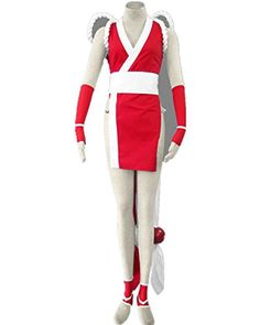 The King Of Fighters Cosplay CostumeKOF Fatal Fury Mai Shiranui 8Pcs Set. This is surely a great product!