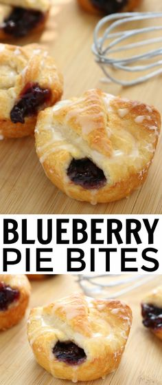Pie Bites - Life Love Liz These Blueberry Pie Bites are a simple and easy dessert to make for groups, or just for your family to enjoy.These Blueberry Pie Bites are a simple and easy dessert to make for groups, or just for your family to enjoy. Mini Desserts, Puff Pastry Desserts, Easy To Make Desserts, Party Desserts, No Bake Desserts, Just Desserts, Dessert Recipes, Cookie Desserts, Easy Desserts For Thanksgiving