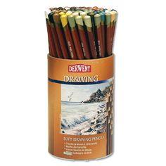Derwent Drawing Pencil Sets - JerrysArtarama.com