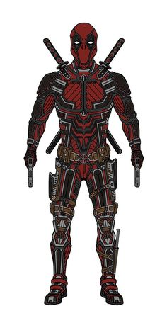 #Deadpool #Fan #Art. (Marvel Comics: Deadpool - Guns Drawn) By:Nemmers-Art. (THE * 5 * STÅR * ÅWARD * OF: * AW YEAH, IT'S MAJOR ÅWESOMENESS!!!™)[THANK U 4 PINNING!!!<·><]<©>ÅÅÅ+(OB4E)