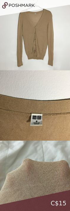 2/$20 Uniqlo Cardigan Very thin material for summer Never worn out  10/10 condition Uniqlo Sweaters Cardigans Summer Cardigan, Sweater Cardigan, Uniqlo, Cardigans, Sweaters For Women, Product Description, Best Deals, Closet, Armoire