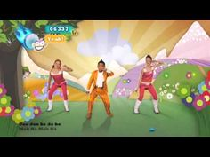 Just Dance Kids 2 Mah Na Mah Ma - YouTube