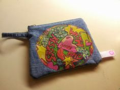 pensil case from old jeans