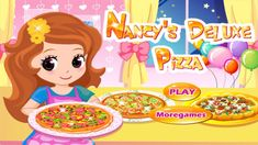 My Pizza Maker - Best Games For Girls Cooking Games For Kids, Pizza Maker, Games For Girls, Best Games, Make It Yourself