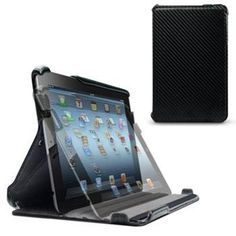 Marware C. Hybrid Case for iPad mini - Carbon Fiber Ipad Mini Cases, Ipad Case, Ipad Accessories, Cool Inventions, Shop Usa, Drafting Desk, Carbon Fiber, Iphone, Leather
