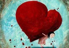 Antes de abrir de nuevo las puertas de mi corazón, tengo que dejar ir muchas cosas y habitar durante un tiempo en los recovecos mi soledad...