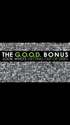 So many people are getting debt free with this company! Message me today! Visit my website at cgabriel.myitworks.com!!!