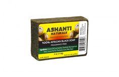 Ashanti Naturals 100% natural African Black Soap