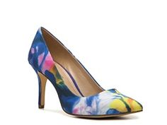 BCBGeneration Gaminkha Watercolor Pump--I LOVE these new watercolor pumps...and this one is sooo comfy