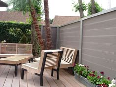 Long Life WPC Exterior Wall Panels With Modern Style